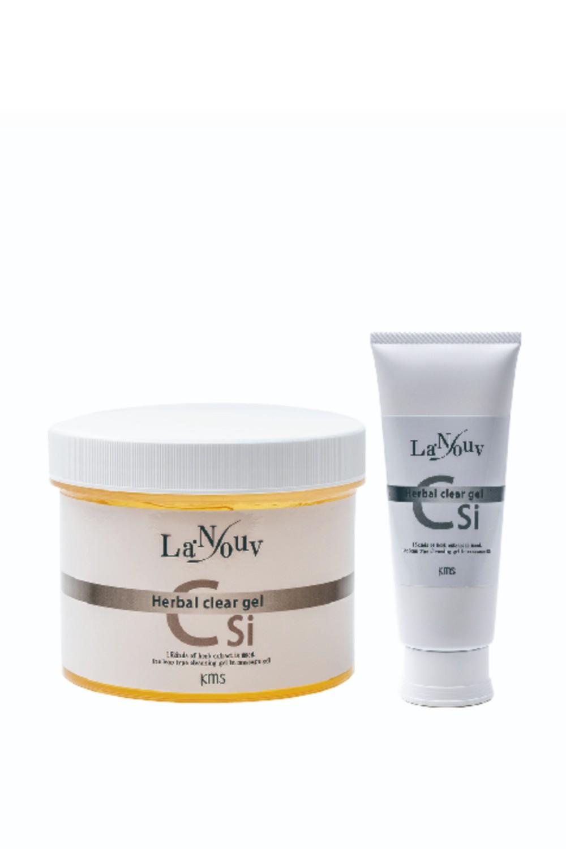 Herbal clear gel